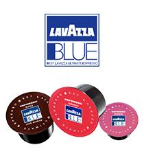 Caffè Lavazza Blue in Cialde e Capsule Originali