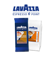 Cialde Lavazza Espresso Point in Capsule Originali