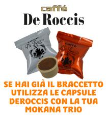 Capsule Caffè De Roccis