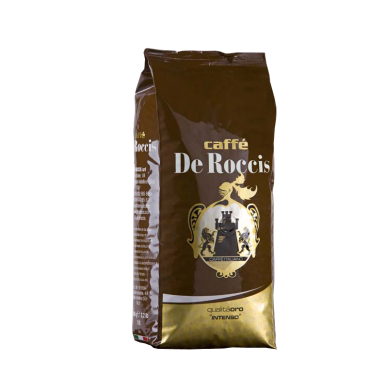 Caffè De Roccis Qualità Intenso - Oro 1 Kg in Grani