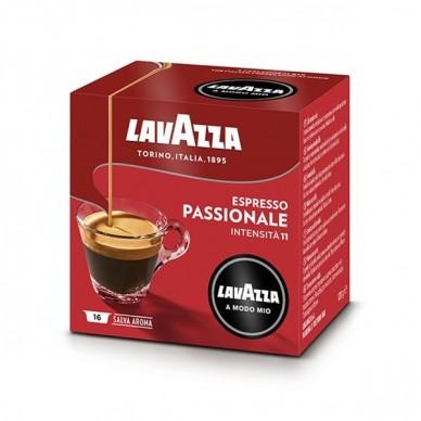 48 Capsule Caffè Lavazza A Modo Mio Passionale ( 0,37 € al pz )