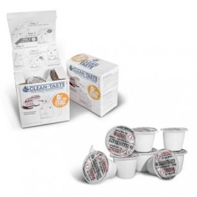 10 Capsule CLEAN TASTE Per La Tua Macchina Nespresso
