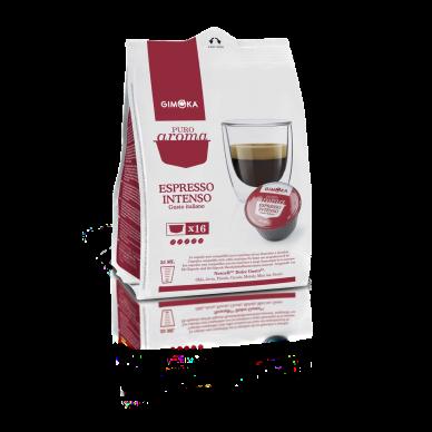 64 Capsule Gimoka Intenso | Compatibili Nescafè Dolce Gusto ( 0,25 € al pz )