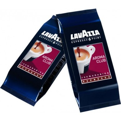 Lavazza Espresso Point  Aroma Club 100% Arabica | Cialde Caffe