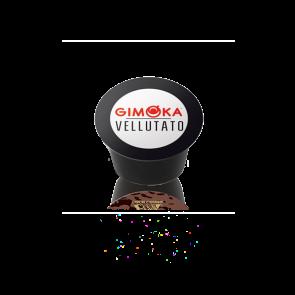 Gimoka Vellutato Plus | Capsule Caffè Compatibili Lavazza Blue