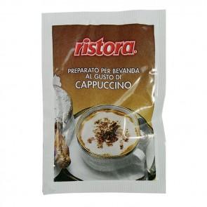 Ristora Buste Monodose preparato per Bevanda Gusto Cappuccino