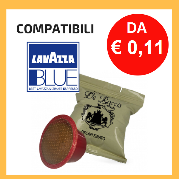 Compatibili Lavazza Blue