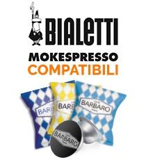 Bialetti Mokespresso capsule compatibili
