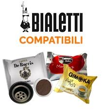 Bialetti Mokona e Tazzona capsule compatibili