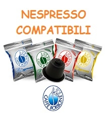 Caffè Borbone capsule compatibili Nespresso