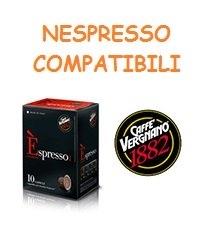 Caffe Vergnano capsule compatibili Nespresso