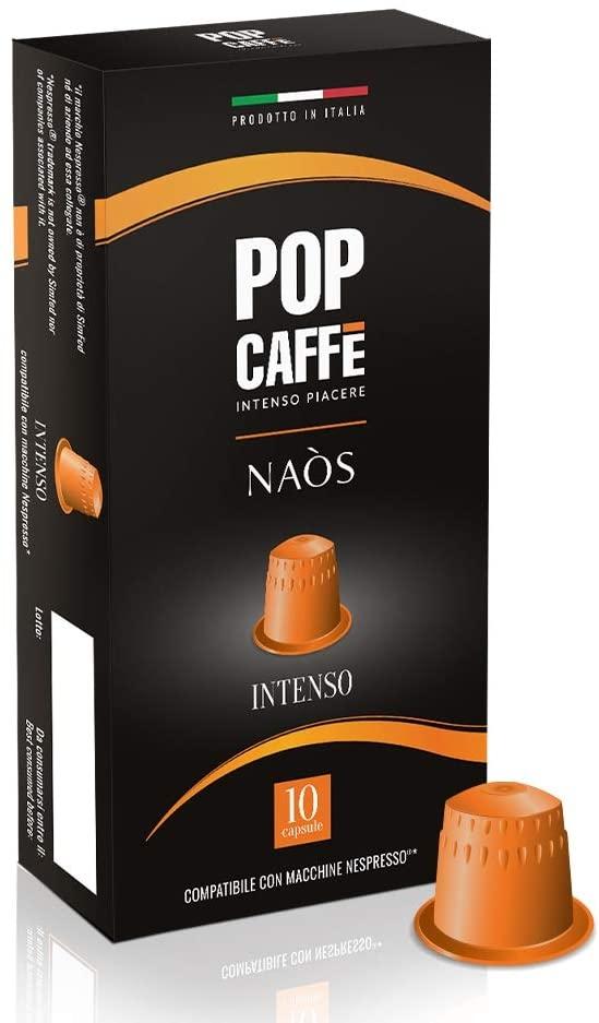Pop Caffe Compatibili Nespresso