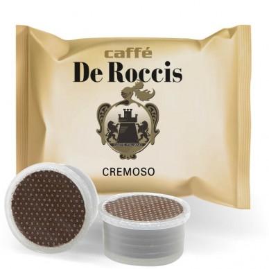 Capsule De Roccis Cremoso | Compatibili Lavazza Espresso Point o Mokona Trio