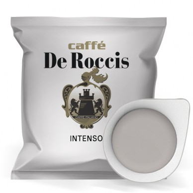 Cialde De Roccis INTENSO in Carta Ese 44 mm