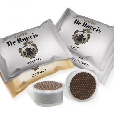 Kit Assaggio Capsule Caffè De Roccis | Compatibili Lavazza Espresso Point