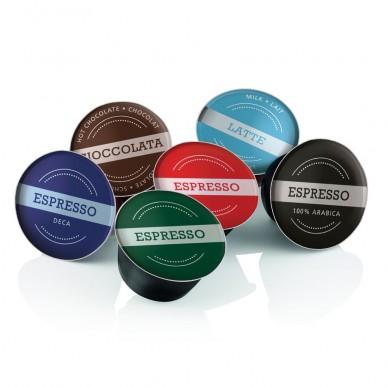 Kit Assaggio Capsule Caffè De Roccis | Compatibile Nescafè Dolce Gusto