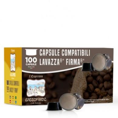 Capsule Toda Caffe Ricco | Compatibili Lavazza Firma