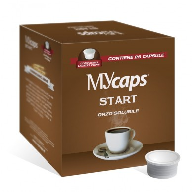Capsule MyCaps Orzo Solubile | Compatibili Lavazza Espresso Point
