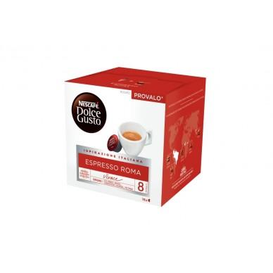 Caffè Nescafè Dolce Gusto Miscela Espresso Roma