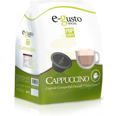 Capsule Pop | Cappuccino | Compatibili Nescafè Dolce Gusto