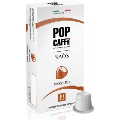 Capsule Pop Caffe Nocciolino | compatibili Nespresso