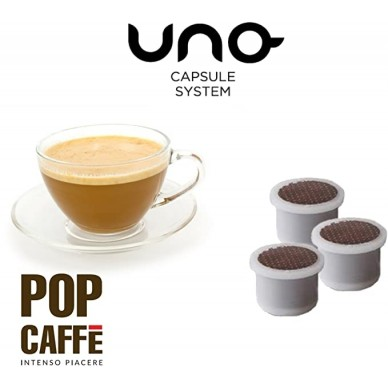 Capsule Pop | Ginseng | Compatibili Uno System