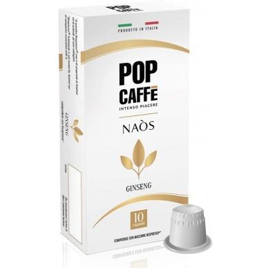 Capsule Pop Caffe Ginseng | compatibili Nespresso