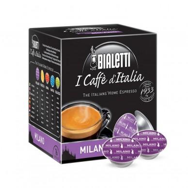 Bialetti Milano Gusto Morbido per Mokona Trio o One | Capsule Caffe
