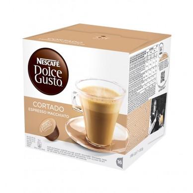 Nescafè Dolce Gusto Miscela Cortado Espresso Macchiato | Capsule Caffè