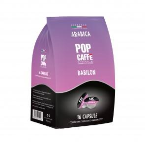 Capsule Pop caffe Arabica | Compatibile Bialetti Mokasespresso