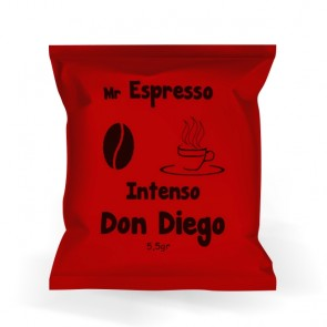 Capsule caffecaffeshop Don Diego | Compatibili Nespresso