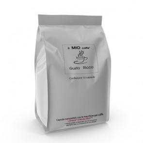 Capsule caffecaffeshop il mio Ricco | Compatibili Lavazza A modo mio