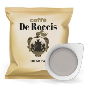 Cialde De Roccis CREMOSO in Carta Ese 44 mm