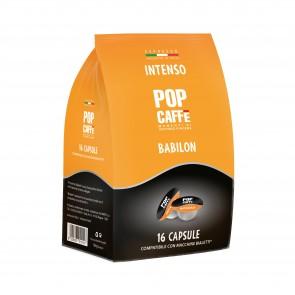 Capsule Pop caffe Intenso | Compatibile Bialetti Mokasespresso