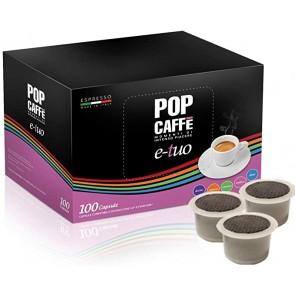 Capsule Pop Caffe GINSENG | Capsule Compatibili Fiorfiore Coop