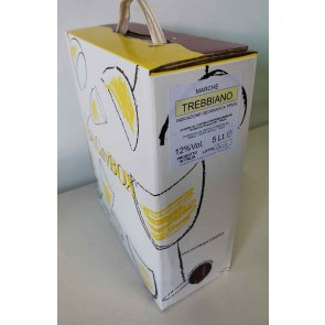 Bag in Box Trebbiano  | Marche 12°