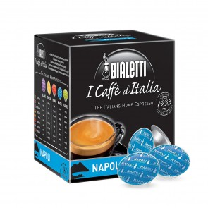 Bialetti Napoli Gusto Intenso per  Mokona Trio o One | Capsule Caffe
