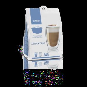 Capsule Gimoka Cappuccino Caffè | Compatibili Nescafè Dolce Gusto