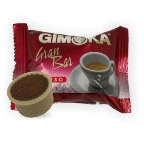 Gimoka Gran Bar | Capsule Caffe compatibili Lavazza Espresso Point
