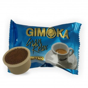 Gimoka Gran Relax | Capsule Caffe compatibili Lavazza Espresso Point