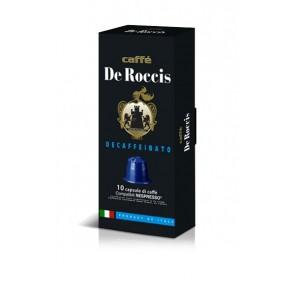Capsule De Roccis DEK | Compatibili Nespresso - INTENSITA' 4