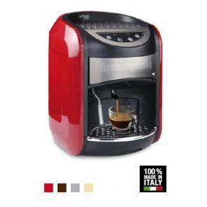 Macchina Caffè Kelly Ideale per Ufficio, per capsule originali Gimoka 32mm o Espresso Italia 32mm