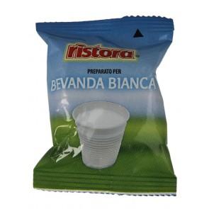 Ristora Bevanda Bianca | Capsule | Compatibili Lavazza Espresso Point