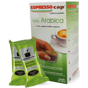 Espresso Cap Termozeta 100% Arabica | Capsule Caffè